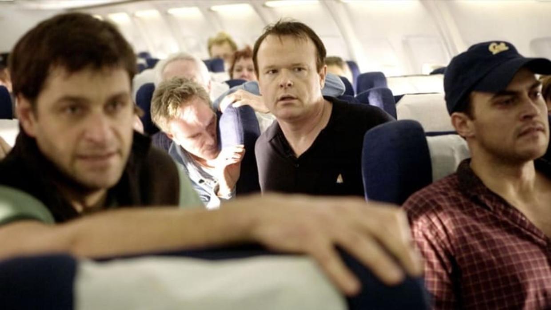 'Ik heb slecht nieuws: er zitten een paar heel foute mannen in dit vliegtuig' Beeld imdb