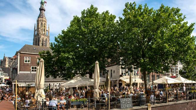 Winterhaven met 4 maanden lang overdekt terras, mogelijk ook Breda's Winterdorp in centrum