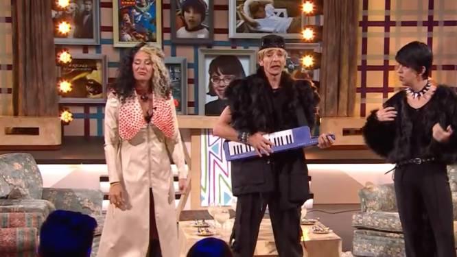 Koen, Nathalie en Jonas kruipen in de huid van 2 Fabiola in 'Wat Een Jaar'