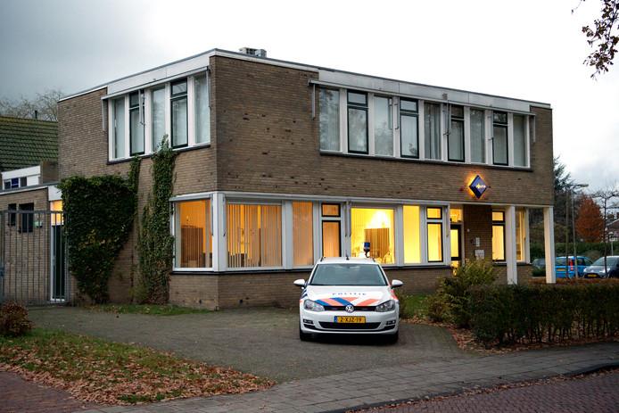 Foto: Huidige Politie bureau in Dalfsen