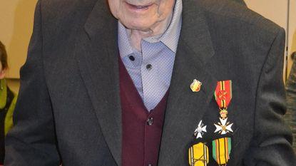 Oud-strijder Lucien Naessens overleden