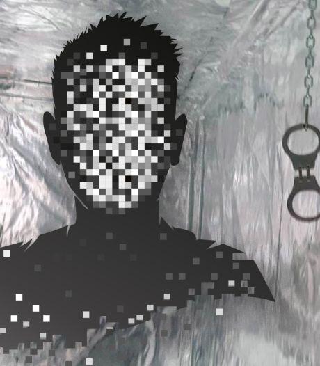 Wie is Robin van O., de man achter de martelkamer van de onderwereldgevangenis?