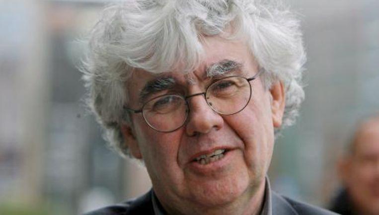 Historicus Geert Mak wordt onderscheiden met de Otto von der Gablentzprijs. ANP Beeld