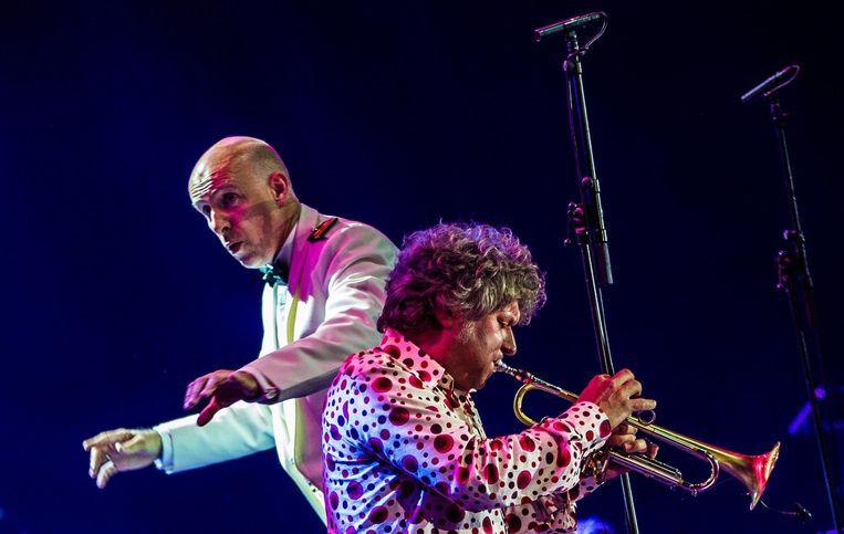 Trompetist Eric Vloeimans Beeld anp