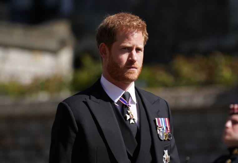 Prins Harry  Beeld Photo News