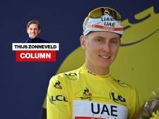 Column Thijs Zonneveld   Tadej Pogacar kan de Tour ook winnen op één been