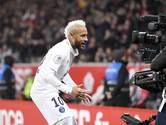 Neymar leidt PSG met twee goals langs Lille