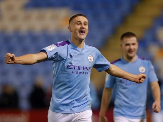 Anderlecht staat dicht bij nieuw talent van Man City: 19-jarige Engelse jeugdinternational is op komst