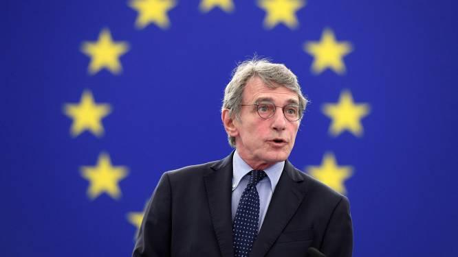 Voorzitter Europees Parlement start voorbereiding rechtszaak tegen Commissie, omdat die onvoldoende ingrijpt in landen die rechtsstaat niet respecteren
