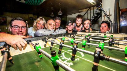Maak kennis met eerste tafelvoetbalploeg van Brugge