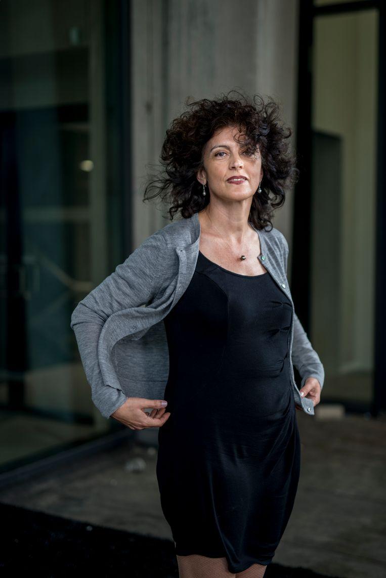 Professor dr. Eva Demerouti is projectleider van onderzoek naar vrouwen in topposities.  Beeld Linelle Deunk
