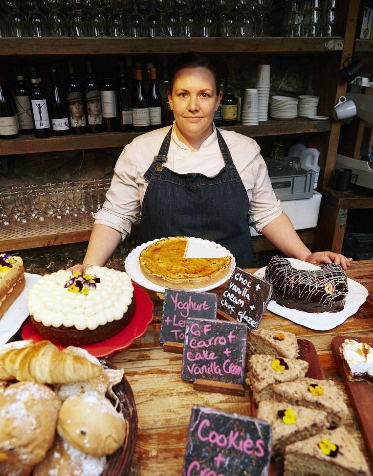 Jessica Murphy van Kai Café and Restaurant. Beeld Oof Verschuren