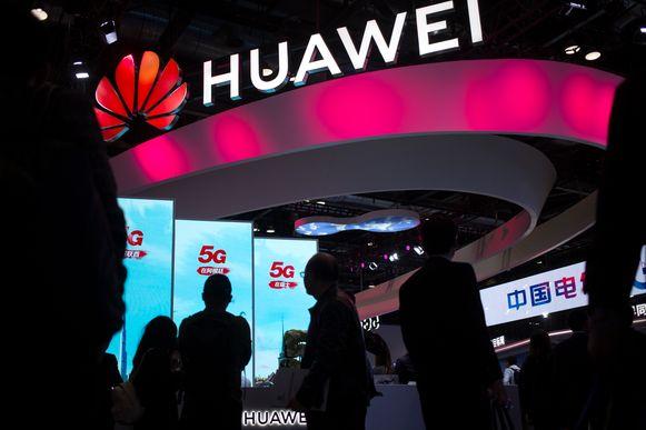 Beeld ter illustratie, Huawei.
