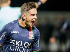 NEC wint overtuigend van tiental Jong FC Utrecht: 1-4
