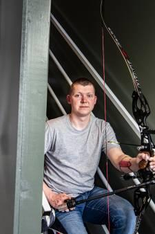 Boogschutter Sjef van den Berg (26) is gekmakende hoofdpijn beu en stopt: 'Medaille in Tokio is álles'