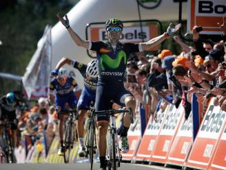 Alejandro Valverde, de onbetwiste koning van de Muur van Hoei