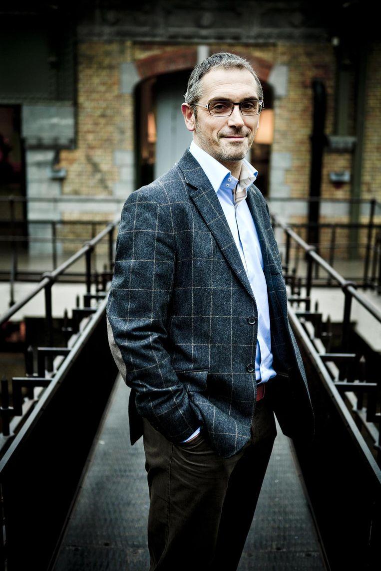 Fiscaal expert Michel Maus. Beeld ID/Emy Elleboog