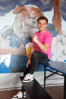 GRC 14-keeper Nicky Janssen is nu twee jaar zonder drank en drugs, maar: 'De verleiding is er elke dag'