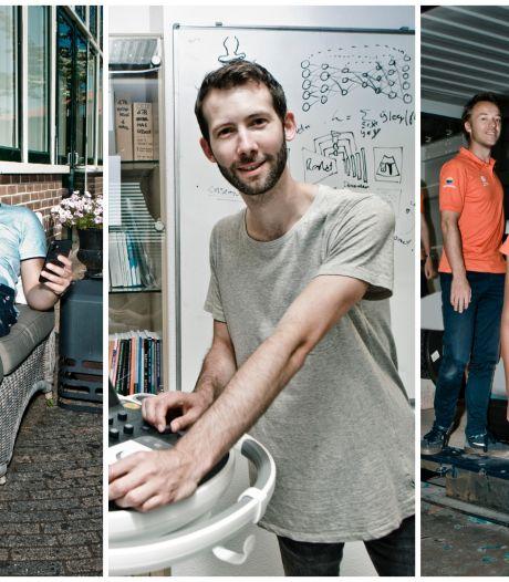 'Telefoon ineens roodgloeiend': vier technici over uitvindingen in coronatijd