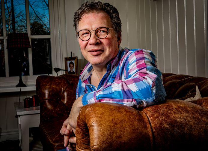 Bart Kramer uit Vaassen wacht op zijn bijzondere hersenoperatie.