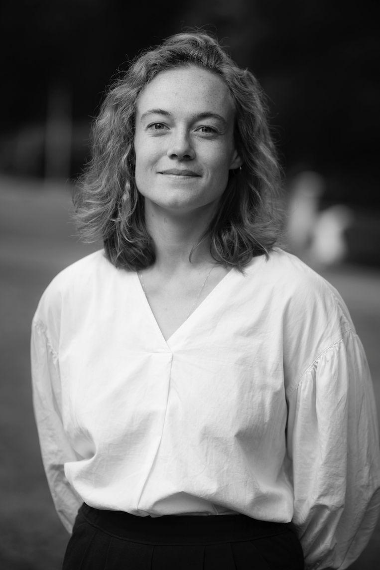 Christien van Harst is deelnemer aan de Nationale DenkTank 2020 en masterstudent Geschiedenis aan de Universiteit van Amsterdam. Beeld