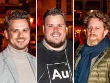 Een nachttrein, bruisende stad en veiligheid: dit willen de drie Goudse kandidaat nachtburgemeesters