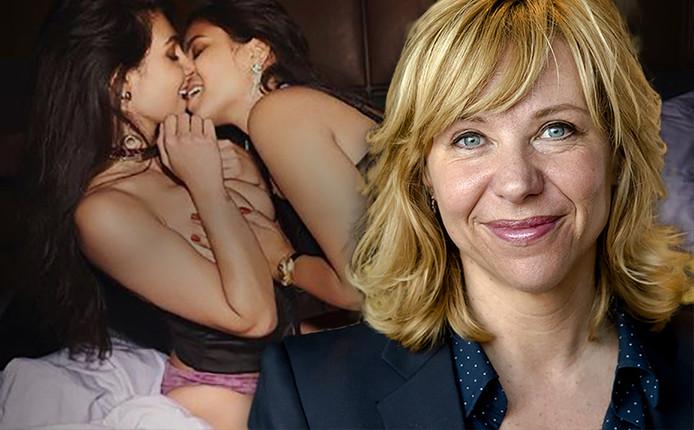 lesbiennes in lingerie pics grote witte lullen Tube