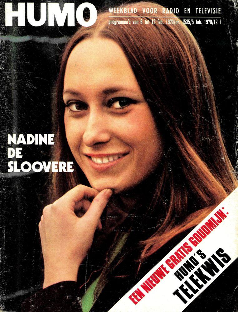 Humo cover februari 1970 Beeld Humo