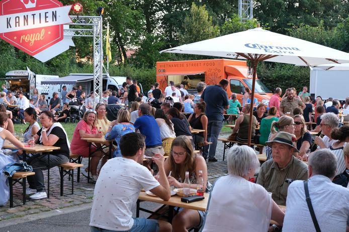Het Hap Food Festival komt terug naar Ieper.