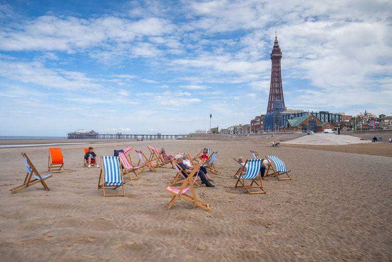 De versoepeling kan veel geld opleveren voor de Britse toerisme-industrie. Beeld Getty Images
