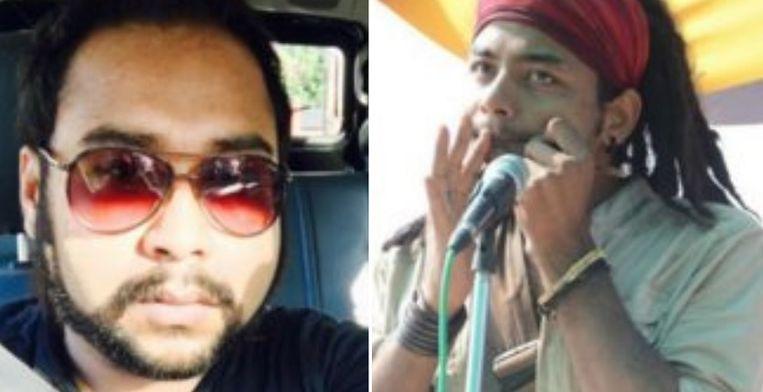 Abhijit Nath en Nilotpal Das