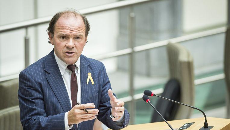 Philippe Muyters (N-VA). Beeld belga