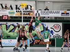 Korfballers van DVO laten ultieme kans op stunt tegen PKC liggen; zaterdag wacht return in Bennekom