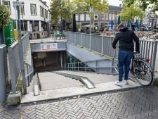 Geen mannetje meer die op de fietsen let in stalling Oosterhout: 'Camera voelt minder veilig'