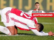 Ajax-watcher Johan Inan verklaart de improductiviteit van de koploper