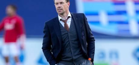 PEC-trainer Bert Konterman: 'We hadden iets teveel ontzag voor Ajax'