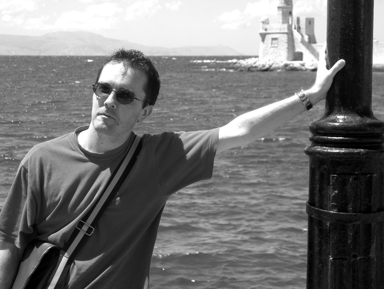 Samuel Paty in 2008. Beeld Flickr
