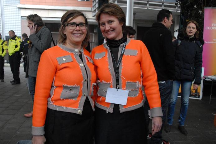 Femke Bijlsma en Fiona de Bell van Cascoland koppelen 'denkers' aan 'doeners' als het gaat om initiatieven om de uitstoot van broeikasgassen tegen te gaan.