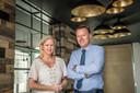 Annelies Vlaemynck & Jochen Heytens van Shamrock in Tielt.