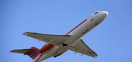 Koninklijk vliegen: oud regeringstoestel op de VIP-tour voor Australische elite