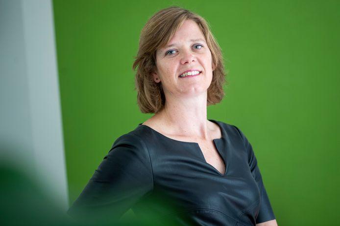 Liesbeth Holterman van het  Cybersecurity Centrum Maakindustrie .