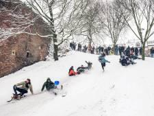 Nijmegen een 'van de witste plekken van het land': ophaal van afval geschrapt, wegen spekglad