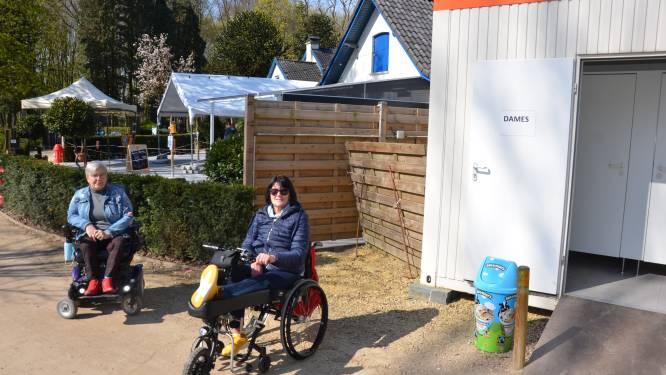 Rolstoelgebruikers dringen aan op aangepast toilet in Bospark