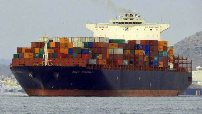 Israëlisch schip op weg naar Emiraten aangevallen in Indische Oceaan