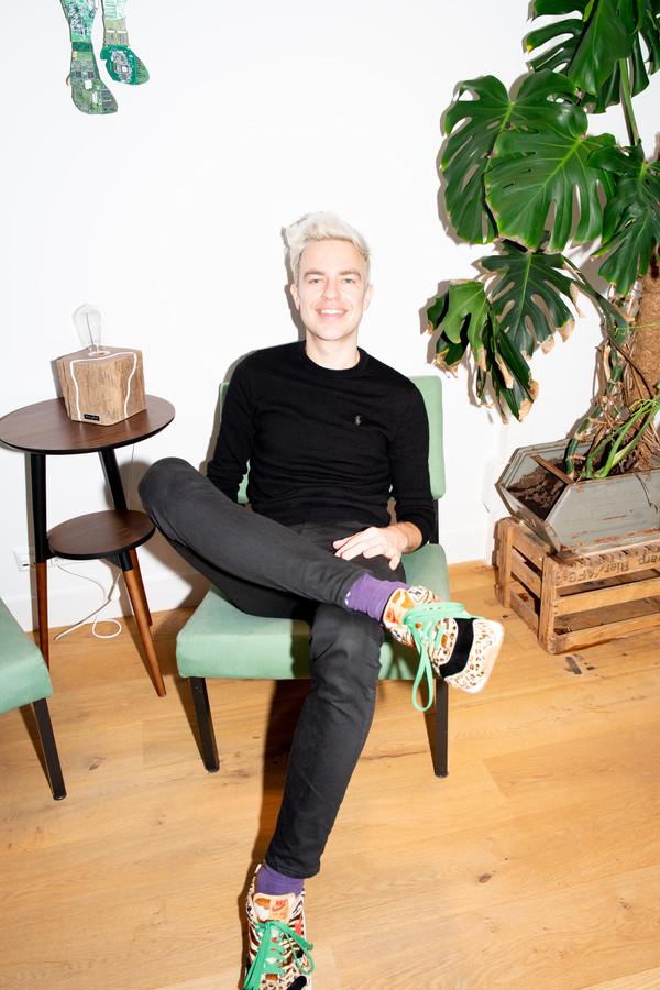 Sebastiaan van der Lans (32) kocht zijn eerste bitcoin in 2013.