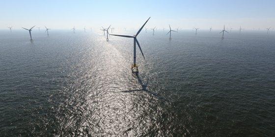 Record aan windproductie voor België