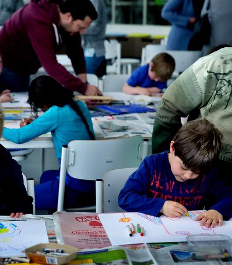 Onderwijzers: Meer geld en lagere werkdruk, anders stakingen
