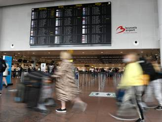 Brussels Airport ontving 80 procent minder passagiers in zomermaanden