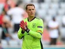 UEFA stopt onderzoek Neuer: regenboogband dient 'goede zaak'