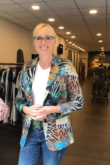 Modewinkel van Karin Reuselink verhuisd van Meddosestraat naar Misterstraat